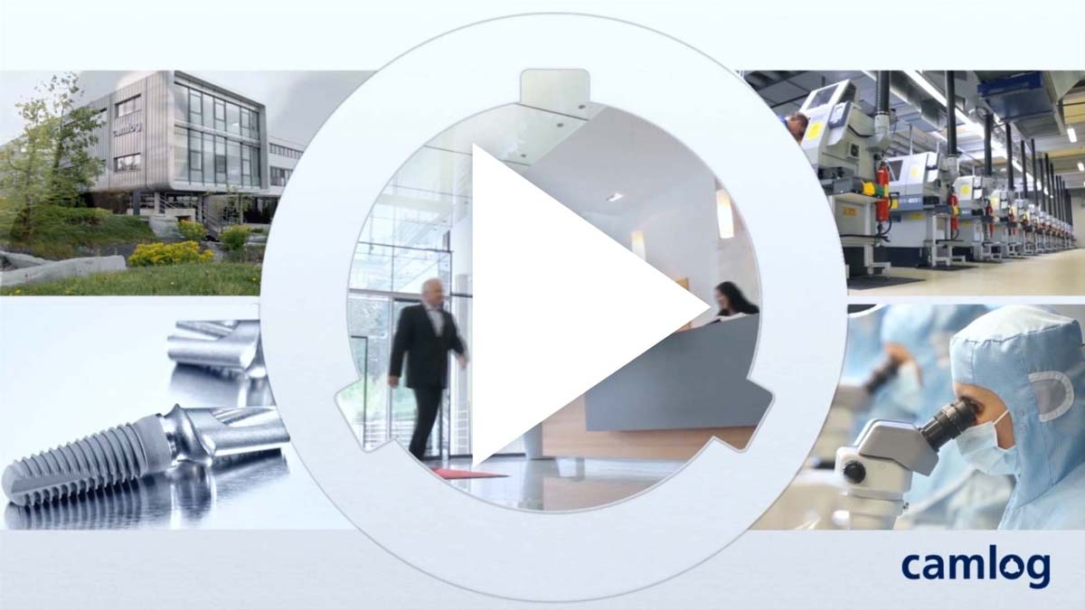CAMLOG corporate video